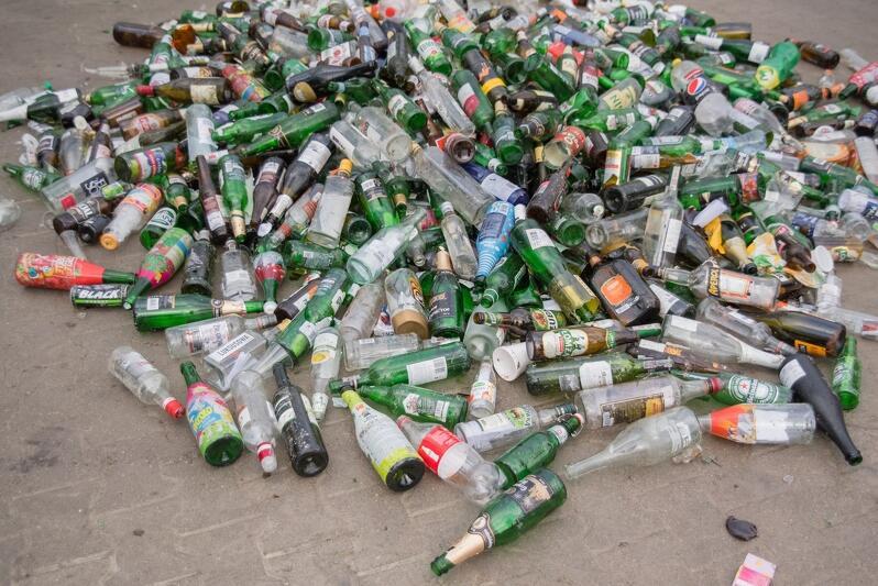 Już po raz 13. Rada Miasta Gdańska i Zakład Utylizacyjny organizują Sylwestrowy Konkurs Butelkowy