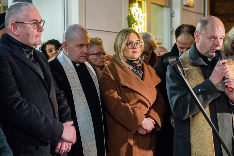 Wśród gości była także Magdalena Adamowicz