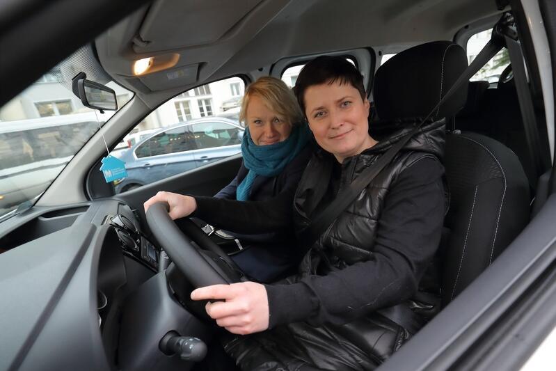 Dacia Dokker posłuży m.in. do przewozu osób niepełnosprawnych