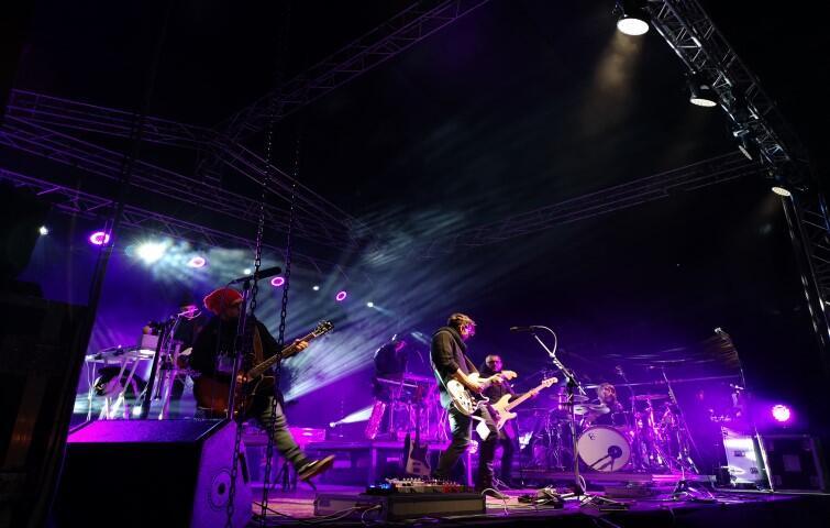 Zespół Happysad zagrał w Jarze Wilanowskim