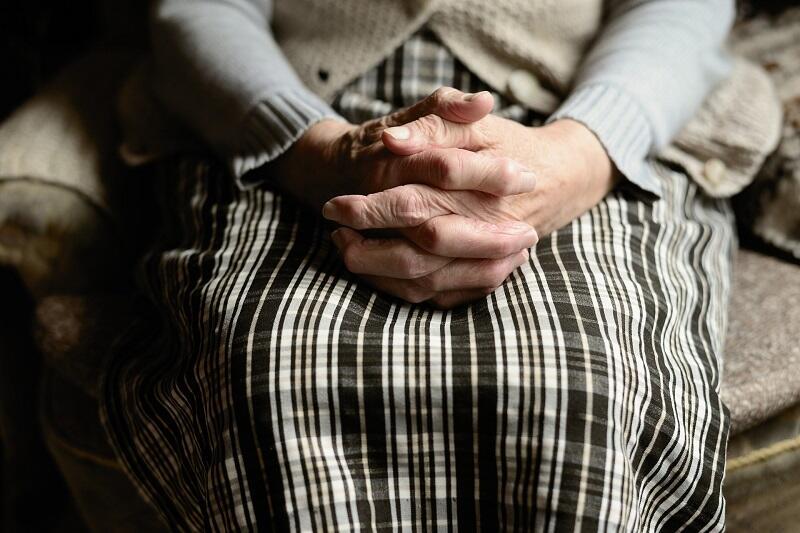 U osób, które odwiedzam widzę takie pomieszanie bezradności z samotnością, chorobą, osłabieniem wiekiem - mówi Alfred Dobrucki