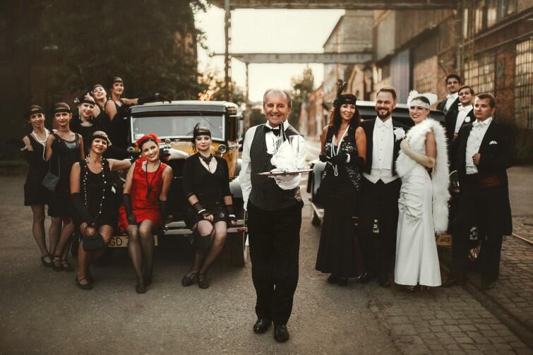 """""""Księżniczka czardasza"""", którą zobaczymy na Scenie Teatralnej NOT w Gdańsku to utrzymana w klimacie lat 30. XX wieku opowieść o miłości artystki Sylvy i węgierskiego księcia Edwina"""