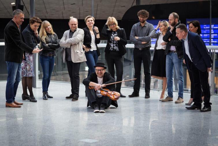 Grohman Orchestra zainauguruje cykl Bali Gdańskich w Filharmonii Bałtyckiej