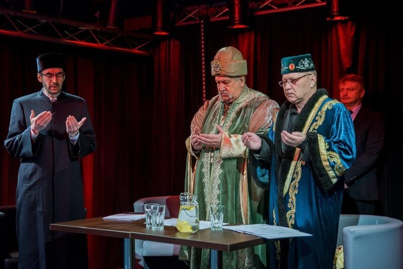 Narodowe Centrum Kultury Tatarów RP. Modlitwa za pomyślność Rzeczpospolitej i intencji śp. Pawła Adamowicza