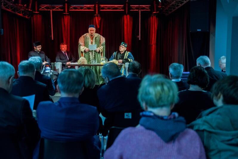 Złota Orda w Europie – identyczność Tatarów wczoraj i dziś - tak zatytułowane było sympozjum, które zorganizowano 7 stycznia w Gdańsku