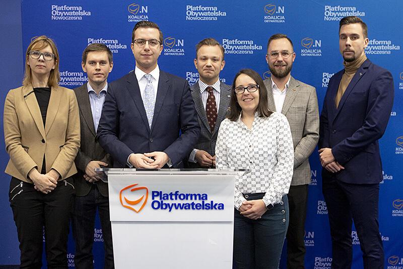Radni klubu Koalicji Obywatelskiej proponują nowe rozwiązanie w rekrutacji do gdańskich żłobków