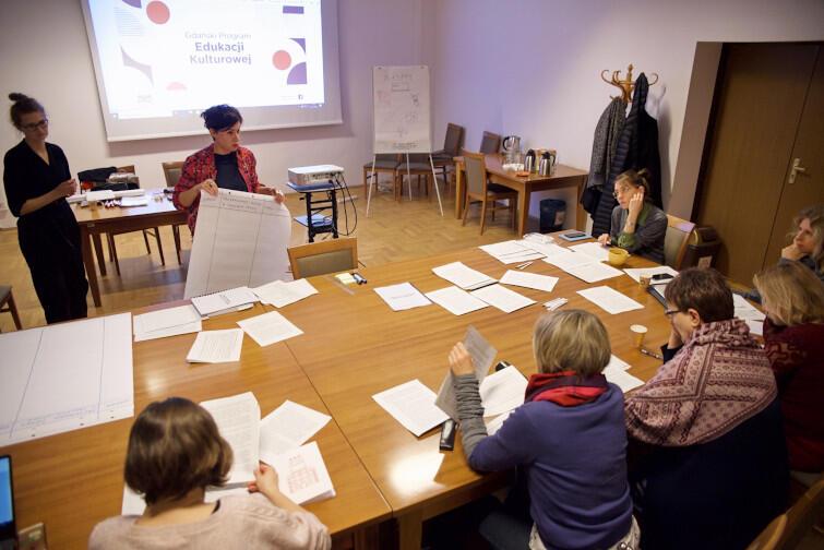 W konsultacjach udział mogą wziąć wszyscy mieszkańcy Gdańska, którzy zainteresowani są tematem edukacji kulturowej