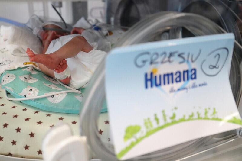 Od kilku lat w naszym mieście rodzi się więcej chłopców niż dziewczynek - także na nowym oddziale położniczym Uniwersyteckiego Centrum Klinicznego w Gdańsku pierwszy noworodek był płci męskiej