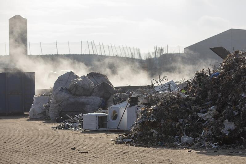 Zakład Utylizacyjny w Gdańsku - jego celem już dawno przestało być składowanie odpadów, teraz są nimi recykling i utylizacja