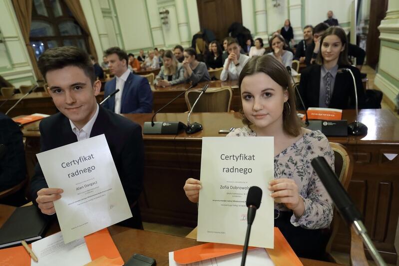 No i stało się! V kadencja Młodzieżowej Rady Miasta Gdańska oficjalnie rozpoczęta