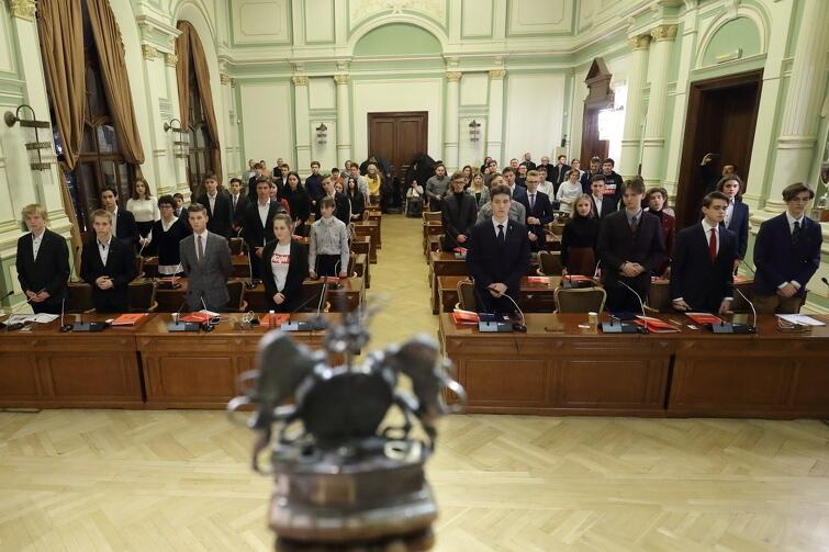Kadencja Młodzieżowej Rady Miasta Gdańska trwa dwa lata