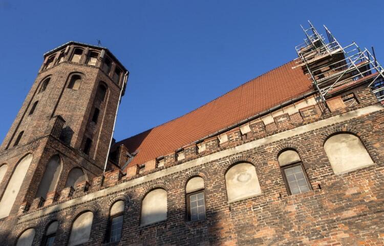 Bazylika św. Mikołaja w Gdańsku (20.12.2019)