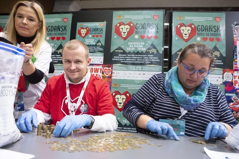 Wielkie liczenie trwa nadal... także w Gdańsku, gdzie mamy już milion złotych!
