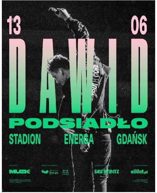Koncert Dawida Podsiadło
