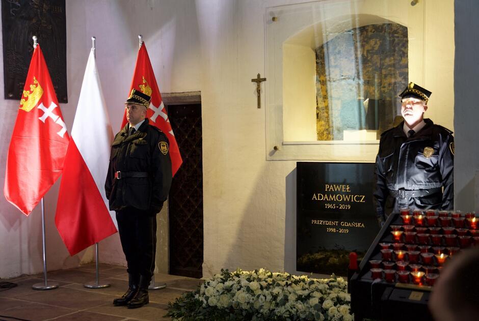 13 stycznia, w Bazylice Mariackiej, odmówiono modlitwę międzywyznaniową w intencji Pawła Adamowicza