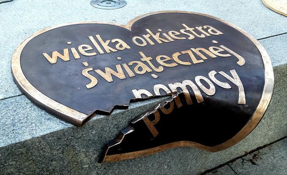 W Zielonej Górze odsłonięto płaskorzeźbę na cześć prezydenta Pawła Adamowicza