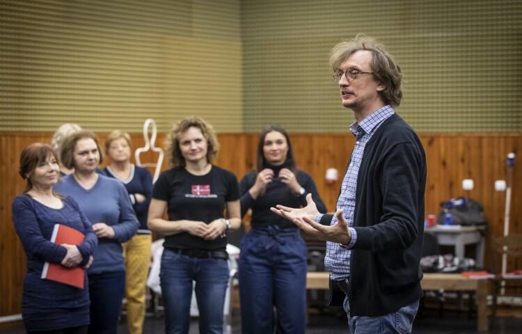 Reżyser Paweł Szkotak zrealizował w ubiegłym roku w Operze Bałtyckie Cyrulika sewilskiego  oraz  Pinokia  w Gdańskim Teatrze Miniatura