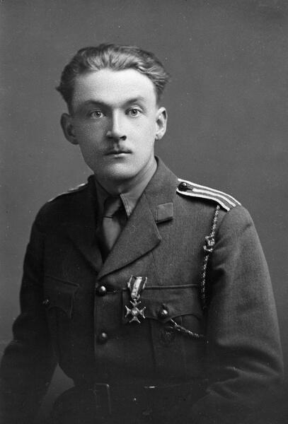 Lech Bądkowski żołnierz Września 1939