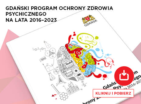 Gdański program ochrony zdrowia psychicznego na lata 2016-2023