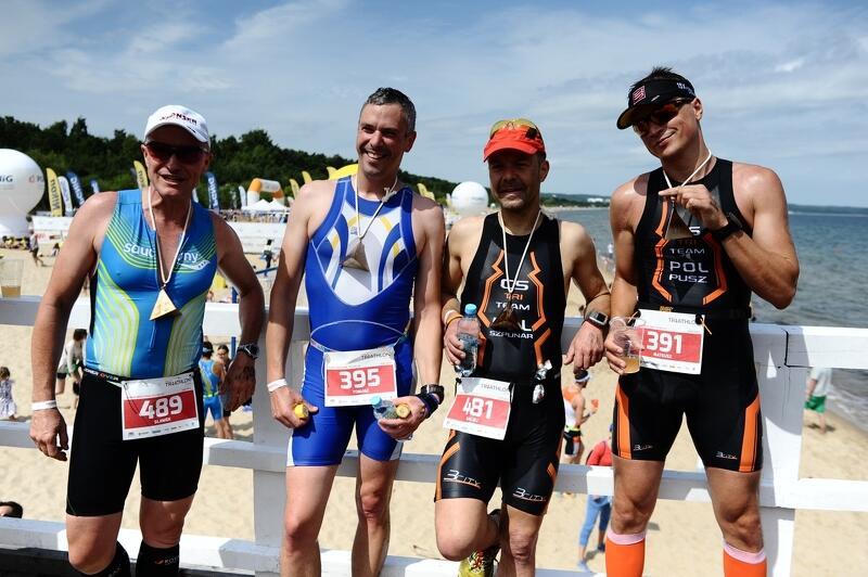 A może by tak wystartować z nr 1 podczas lipcowej, 9. edycji Triathlon Gdańsk? Licytacja pakietu startowego trwa do 31 stycznia