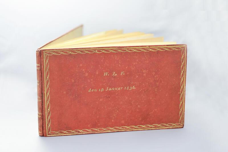 Okładka albumu z 1836 roku