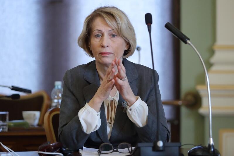 Teresa Blacharska skarbnikiem Gdańska była od 2008 roku. Od lutego przechodzi na emeryturę, a na stanowisku zastąpi ją Izabela Kuś