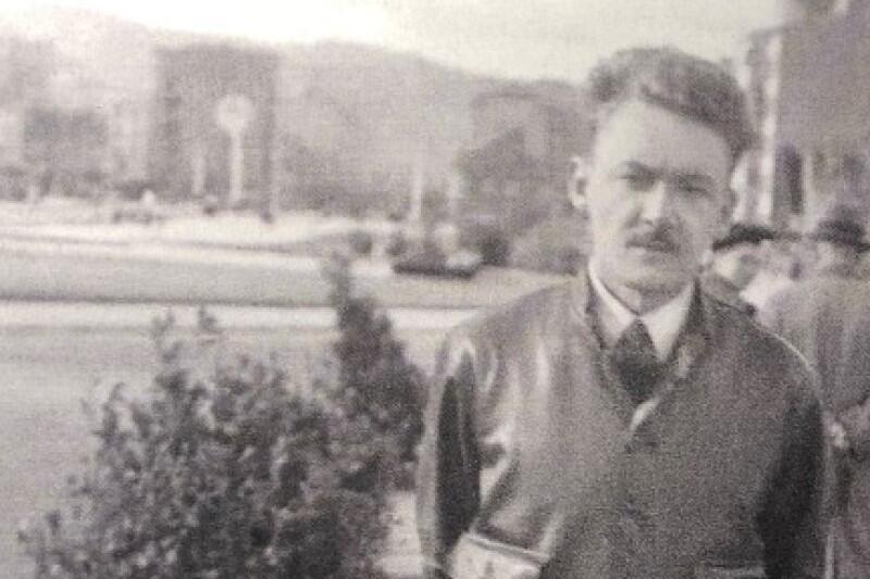 Lech Bądkowski był wielkim patriotą, działaczem kaszubskim, krzewicielem myśli samorządowej. Tutaj - podczas spaceru w Gdyni, w 1947 r. Rada Miasta Gdańska uchwaliła, że rok 2020 będzie w naszym mieście Rokiem Lecha Bądkowskiego