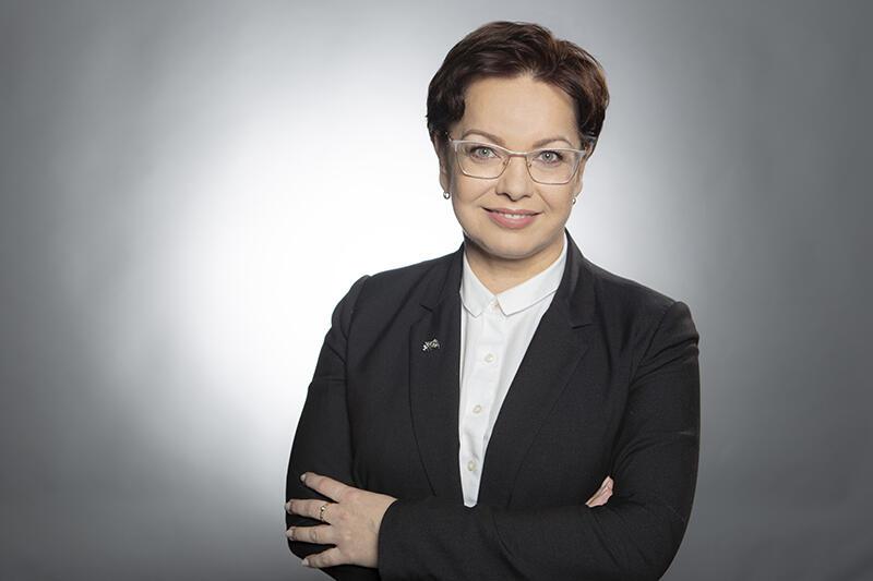 Izabela Kuś, nowa skarbnik Miasta - z urodzenia grudziążanka, z wyboru gdańszczanka