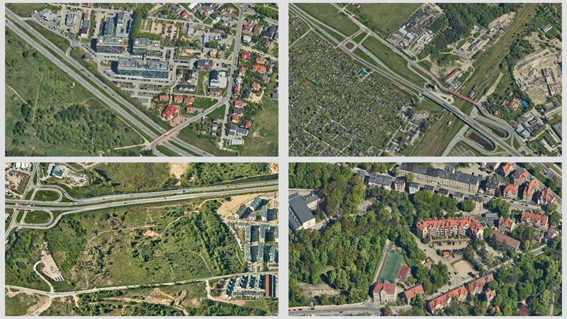 Decyzje podjęte przez radnych na XIX sesji RMG, dotyczą zagospodarowania terenu w czterech dzielnicach: na Aniołkach, Ujeścisku, w Brzeźnie i Jasieniu