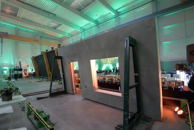 W Gdańsku-Kokoszkach powstała jedna znajnowocześniejszych fabryk w Europie. Będzie produkować gotowe elementy (np. ściany, sufity), które wykorzystywane będą przede wszystkim w budownictwie mieszkaniowym