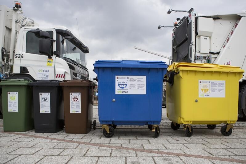 Wchodzą w życie nowe stawki za wywóz odpadów