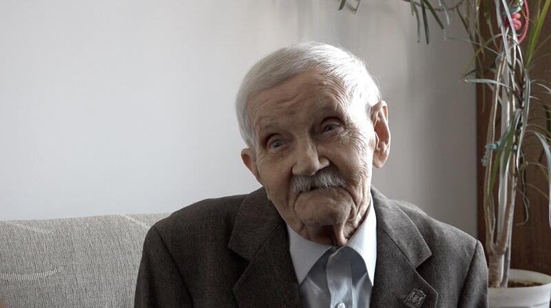 Gdańszczanin Kazimierz Antoniak skończył 100 lat 2 lutego 2020 r.