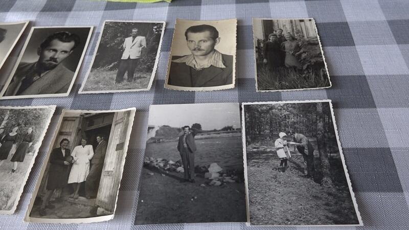 Garść zdjęć ze stuletniego życia, więcej jest w albumie rodzinnym