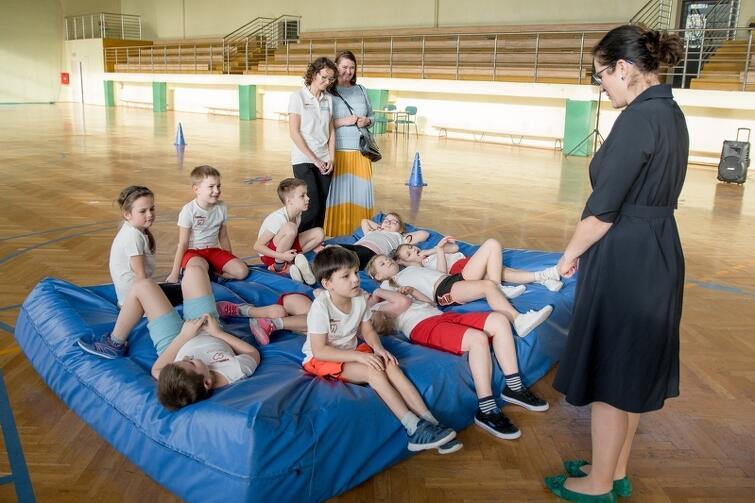 Jak zachęcić dzieci do aktywności fizycznej? Gdańsk wprowadził pilotażowy program