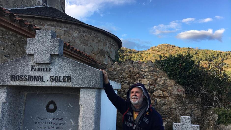Paweł Zbierski w Katalonii