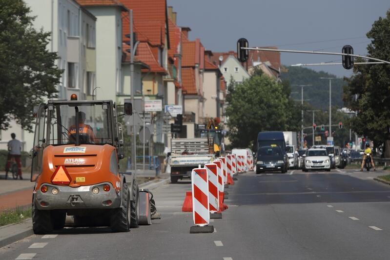 W poprzednich latach wyremontowano m.in. 'oliwski' odcinek al. Grunwaldzkiej