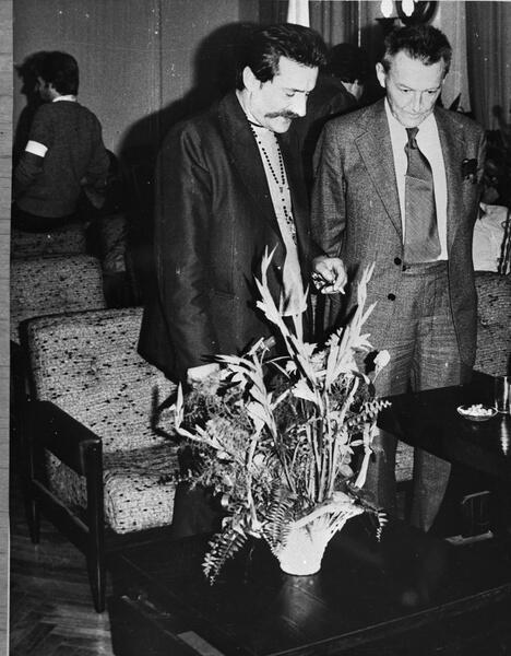 Dwóch Lechów: Bądkowski i Wałęsa