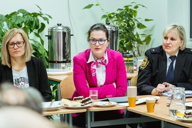 Spotkania radnych gdańskich dzielnic z prezydent Aleksandrą Dulkiewicz to efekt propozycji (na takie spotkania w dzielnicach - red.), z jaką wyszli radni w ubiegłym roku