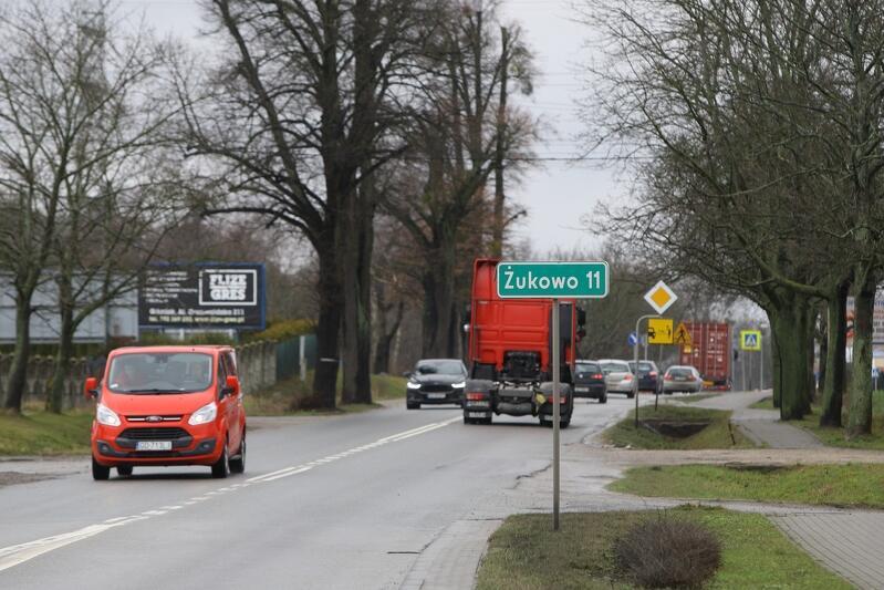 Miasto stara się o dofinansowanie projektu rozbudowy ul. Kartuskiej