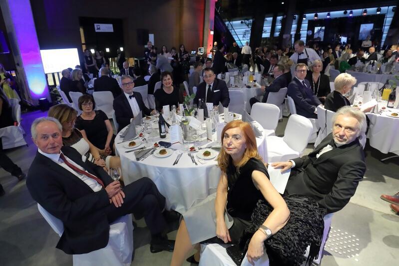 10. Charytatywny Bal z Sercem odbył się w Europejskim Centrum Solidarności 8 lutego 2020 r.