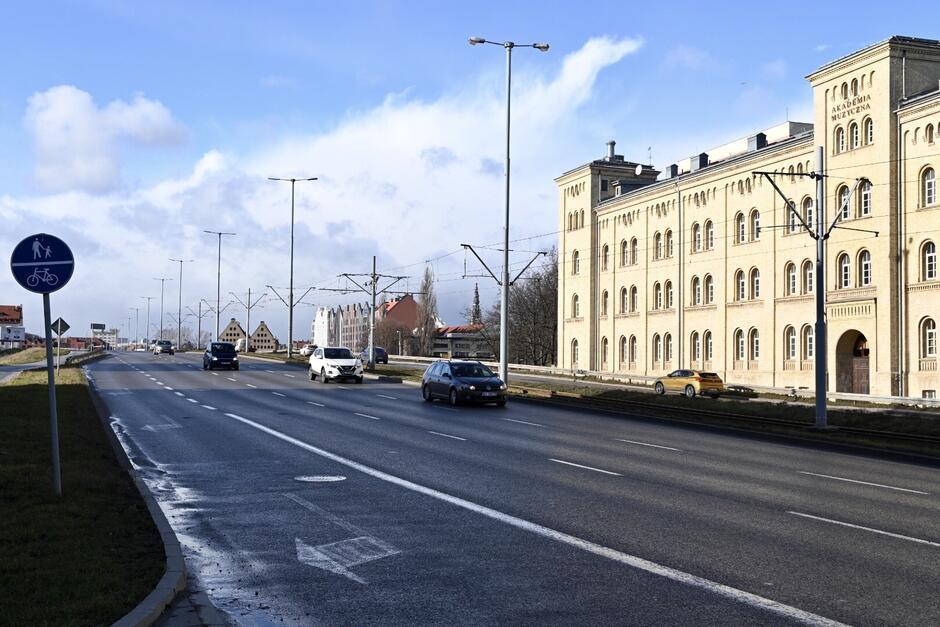 Rozpoczyna się kolejny etap przebudowy Podwala Przedmiejskiego. Tym razem na wysokości z ul. Łąkową