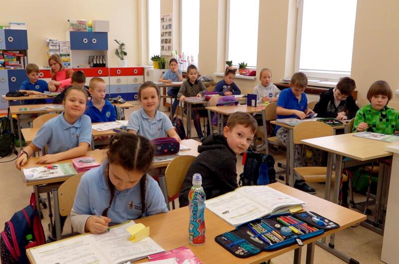 Uczniowie sami wybrali melodię, która ogłasza koniec i początek lekcji