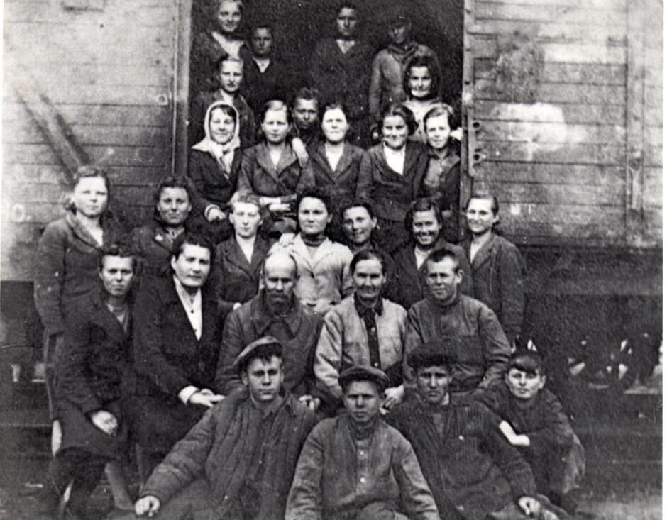 Powrot-z-ZSRR---maj-1946---G.-Lorenc