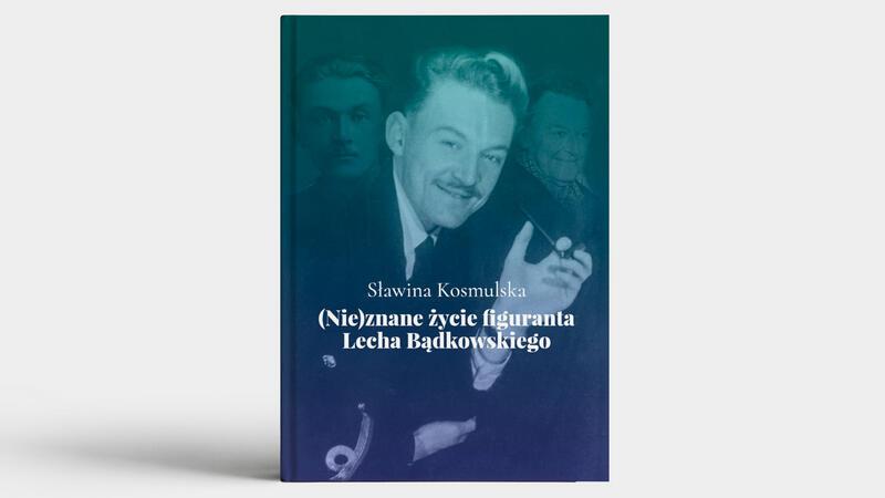 Okładka książki autorstwa Sławiny Kosmulskiej