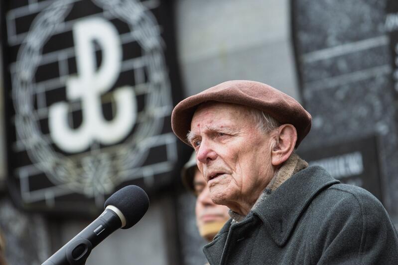Prof. Jerzy Grzywacz prezes Światowego Związku Żołnierzy Armii Krajowej