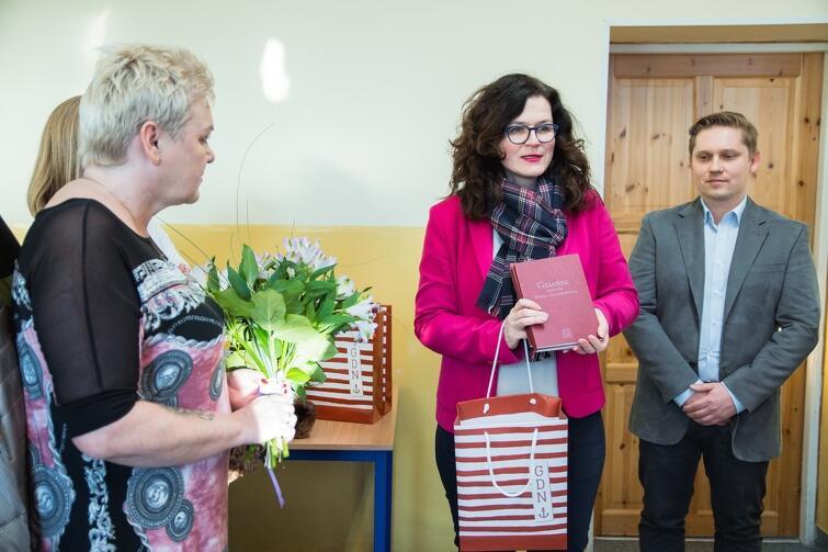Prezydent Aleksandra Dulkiewicz spotkała się we wtorek z Radą Dzielnicy Suchanino