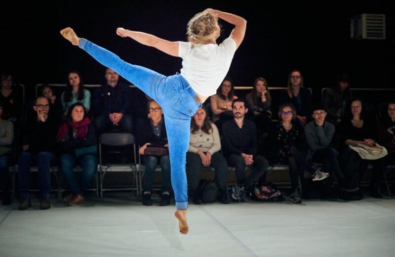 W niedzielę, 23 lutego, w Klubie Żak Krakowski Teatr Tańca przedstawi spektakl The Entrance