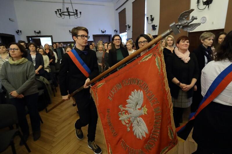 Popularna gdańska Topolówka kształci uczniów już 75 lat