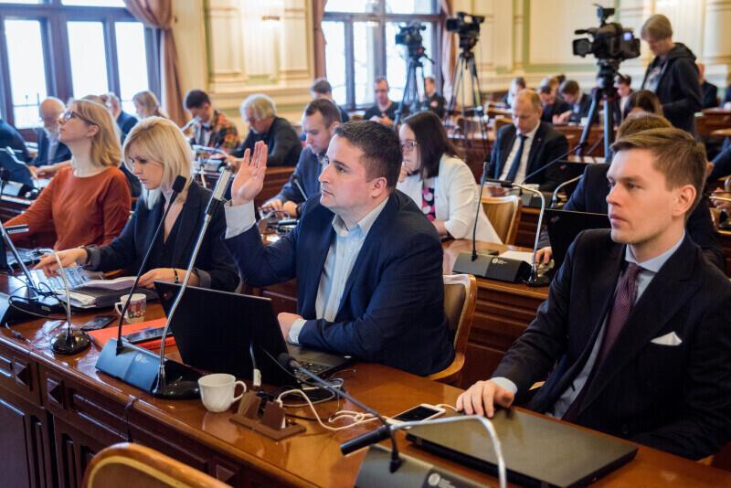 To już XX sesja Rady Miasta Gdańska. To czas dyskusji o sprawach miasta i podejmowania decyzji - tym razem w szczególnej atmosferze, po śmierci radnego Dawida Krupeja