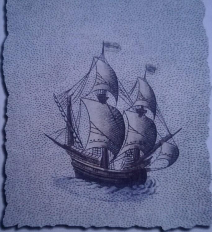 Takie statki pływały w czasach Ricquesa